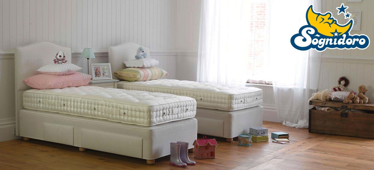 Prodotti Stokke e materassi per l'infanzia